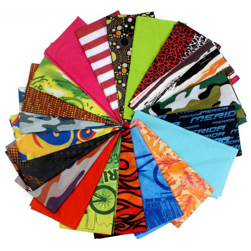 Bandana World has been selling online for more than 20 years, and we are committed to providing excellent customer service and support. Shop with confidence and convenience as all major credit cards are accepted through our secure online shopping cart system.
